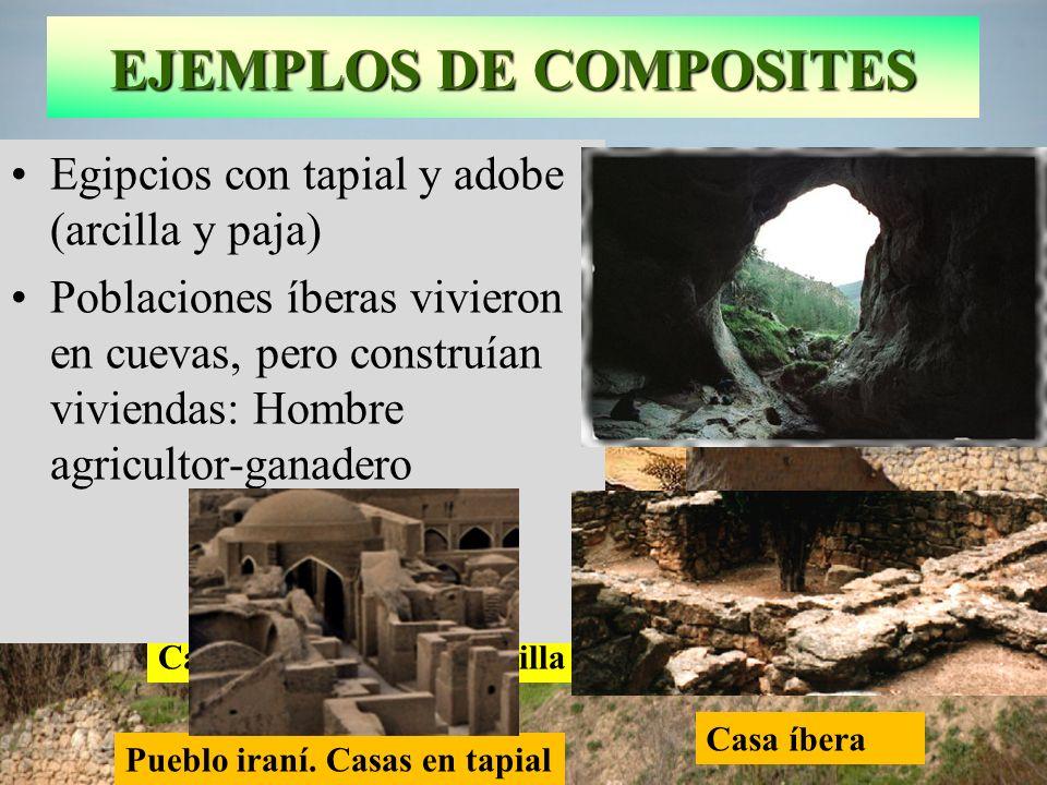 EJEMPLOS DE COMPOSITES