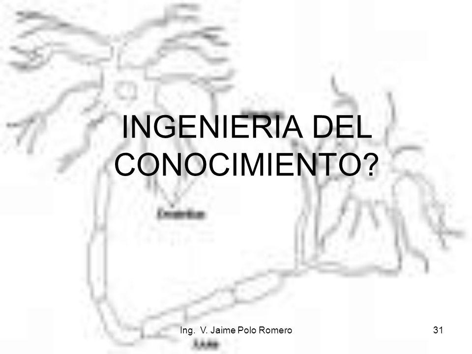 INGENIERIA DEL CONOCIMIENTO