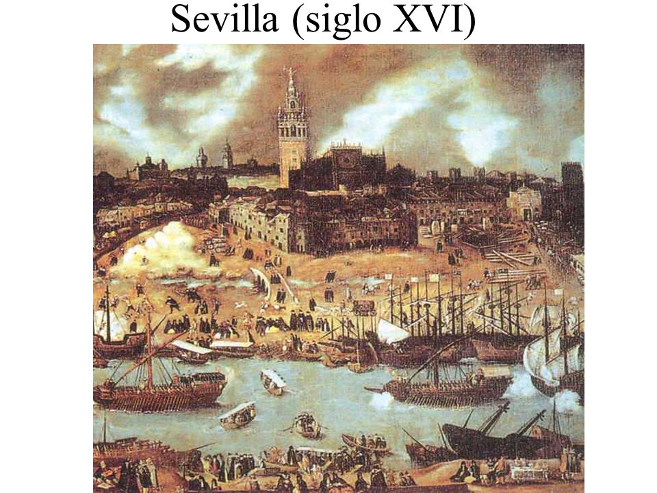 Sevilla (siglo XVI)