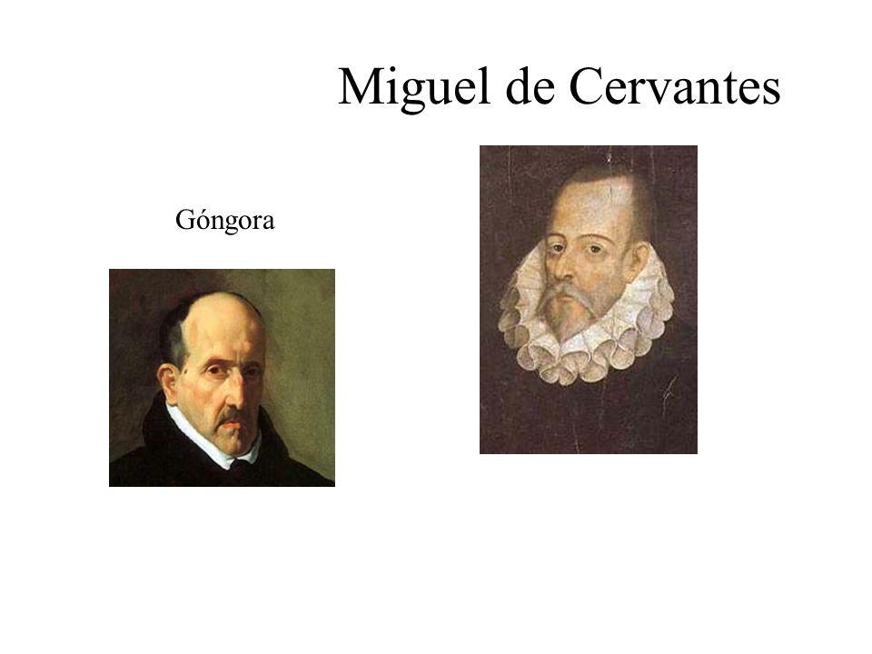 Miguel de Cervantes Góngora
