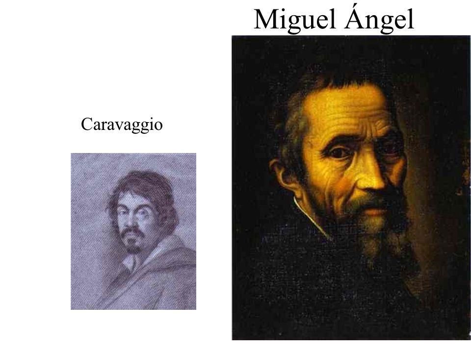 Miguel Ángel Caravaggio