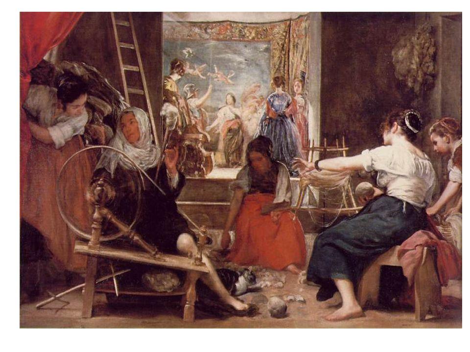 Las Hilanderas (1657)