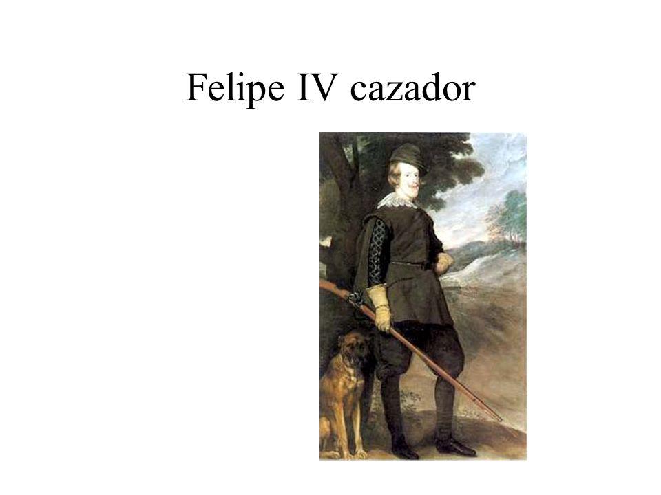 Felipe IV cazador