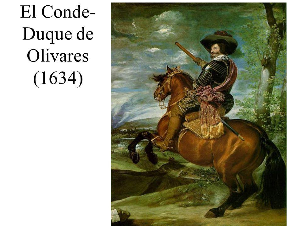 El Conde-Duque de Olivares (1634)