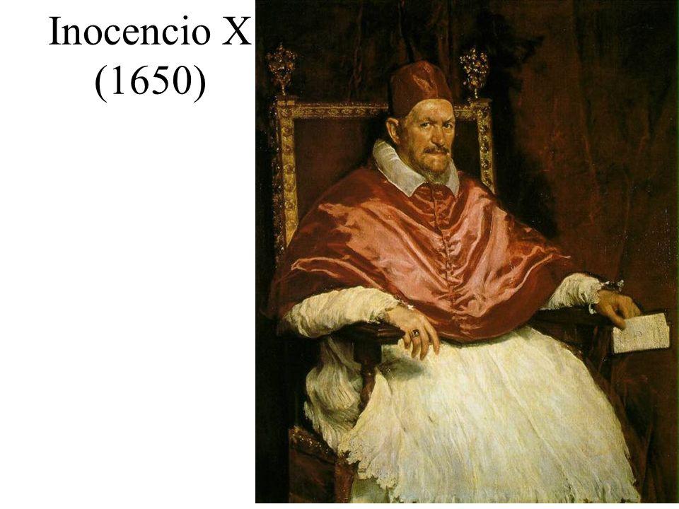 Inocencio X (1650)