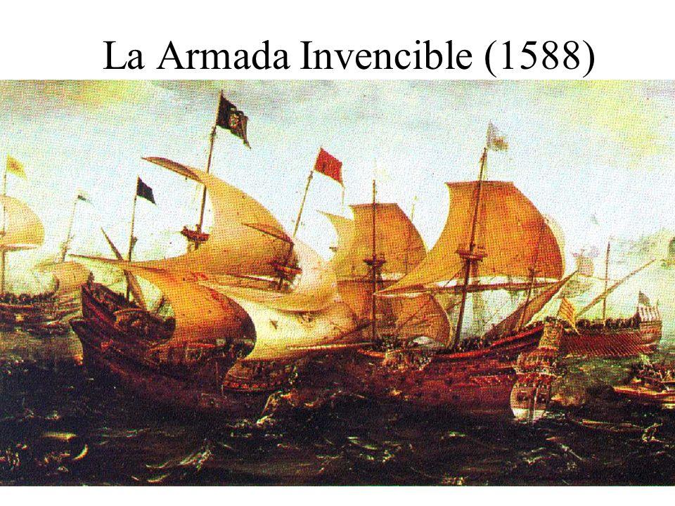La Armada Invencible (1588)