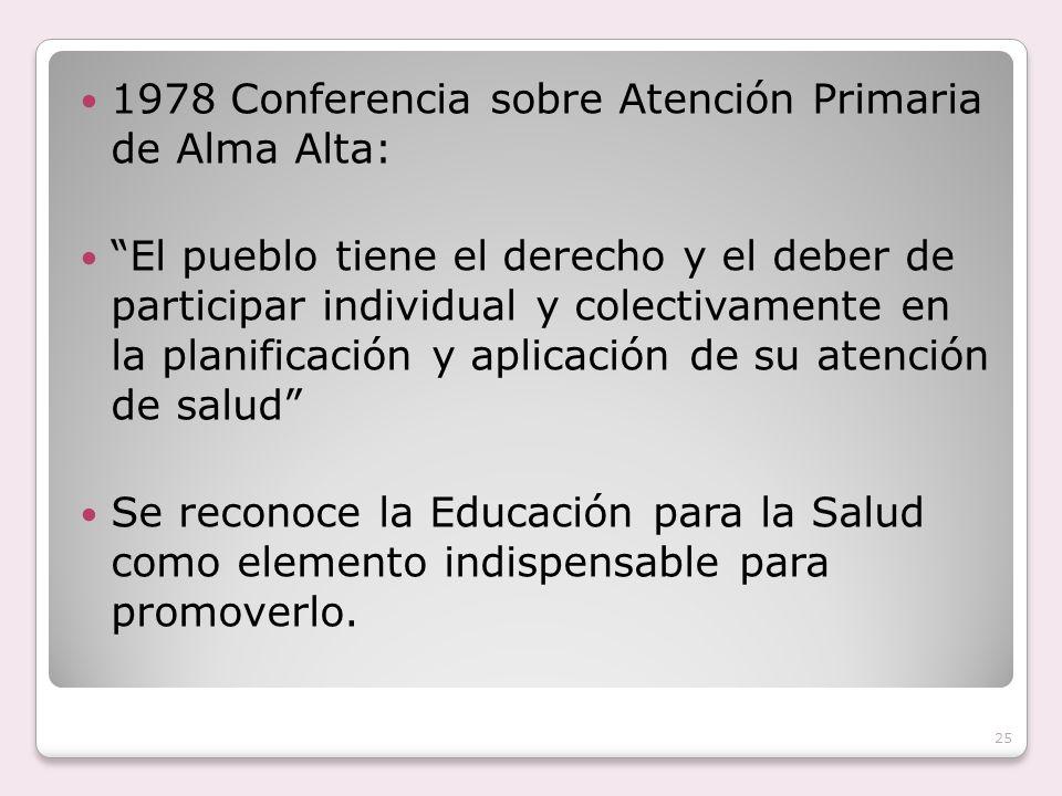 1978 Conferencia sobre Atención Primaria de Alma Alta: