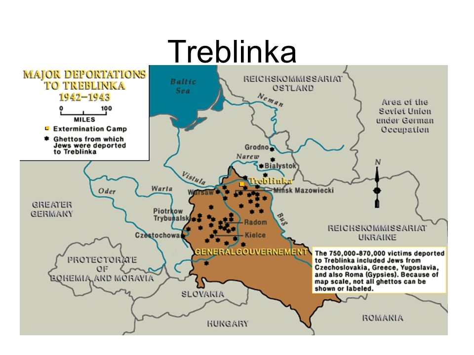 Treblinka Instructor Note: