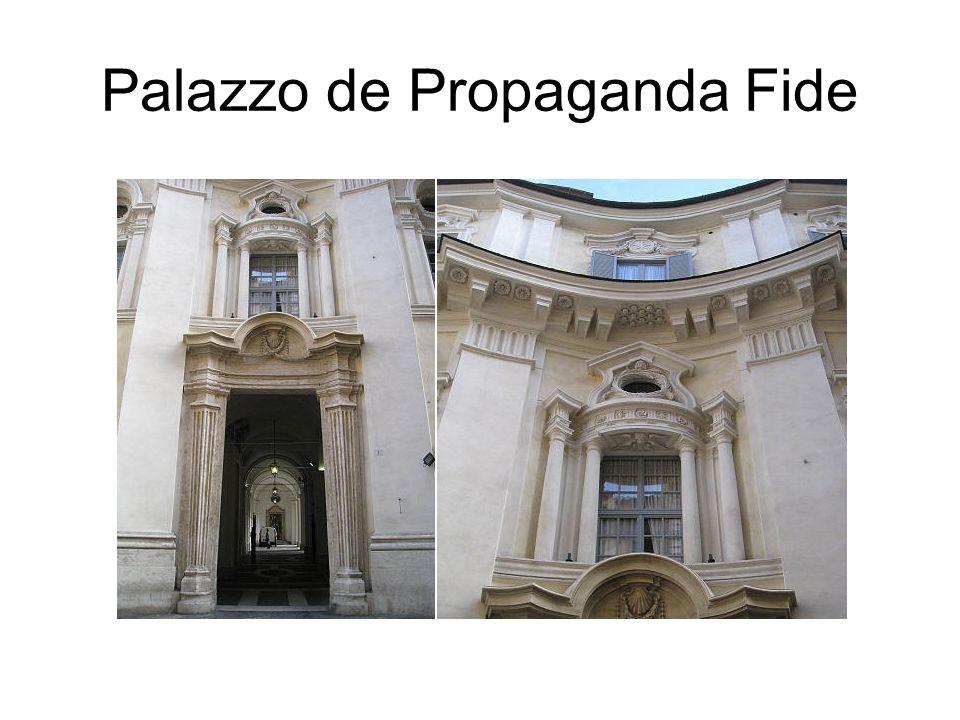 Palazzo de Propaganda Fide