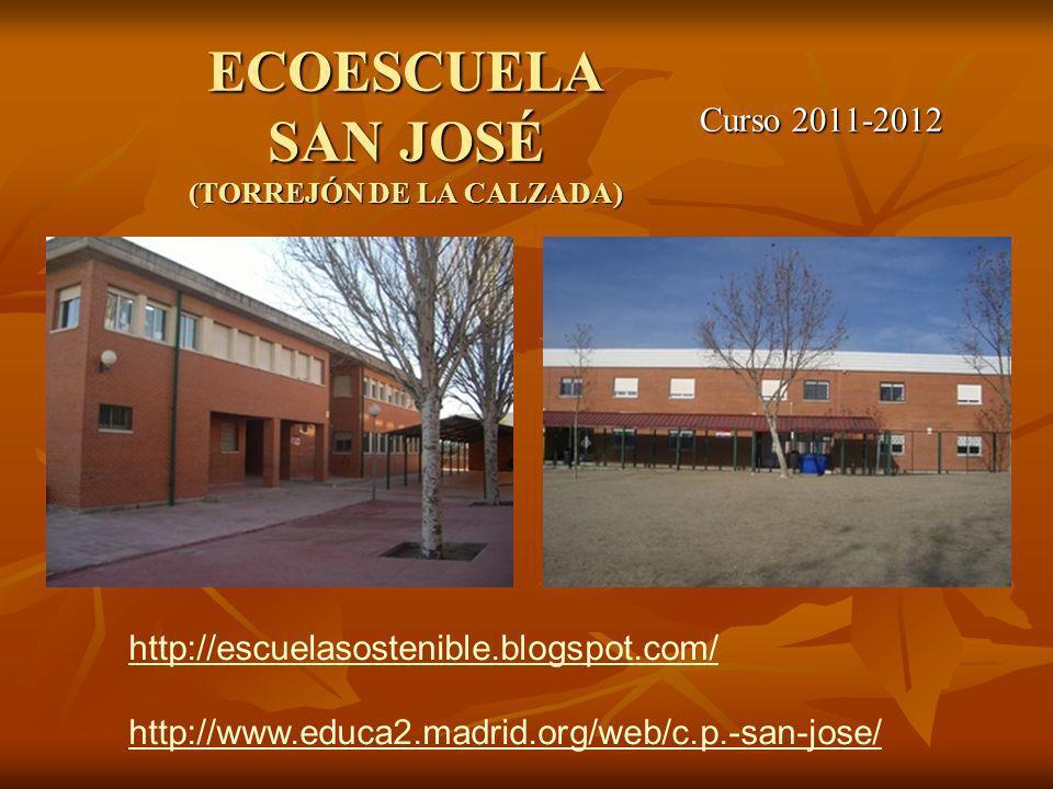 ECOESCUELA SAN JOSÉ (TORREJÓN DE LA CALZADA)