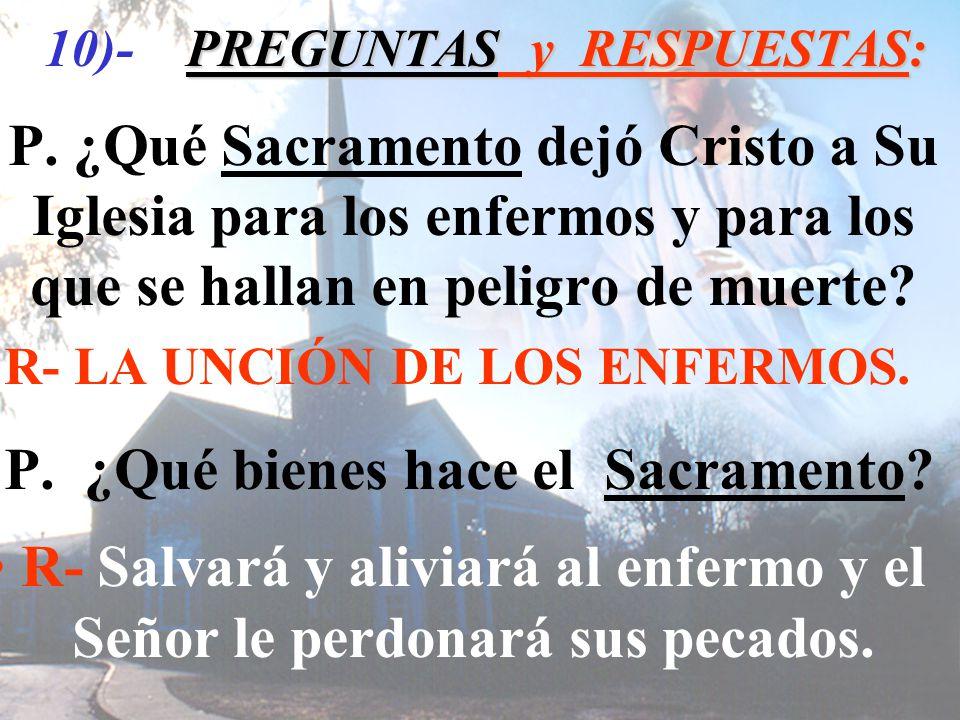 10)- PREGUNTAS y RESPUESTAS: