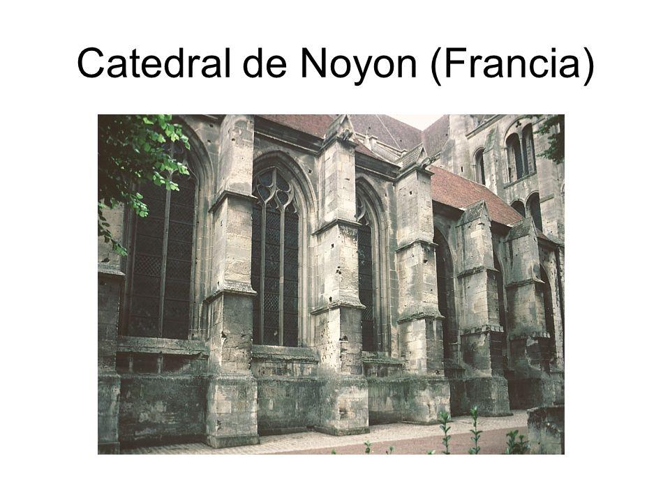Catedral de Noyon (Francia)