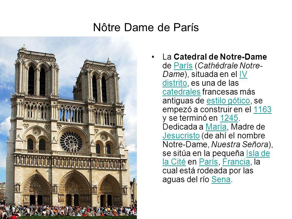 Nôtre Dame de París