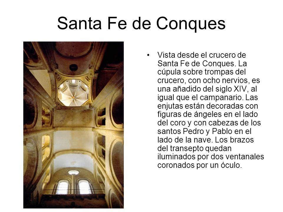 Santa Fe de Conques