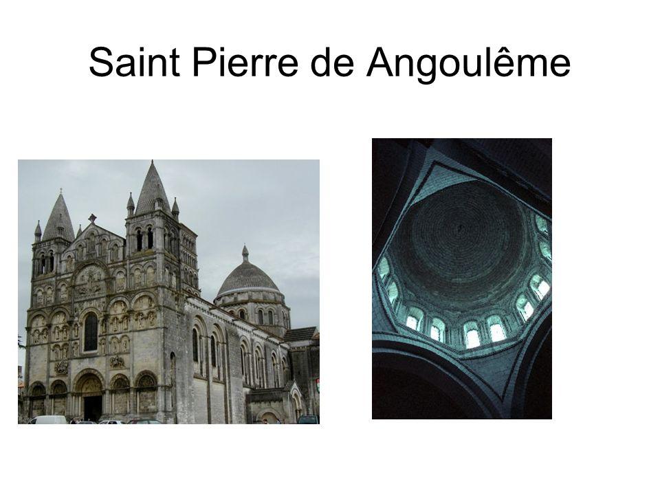 Saint Pierre de Angoulême