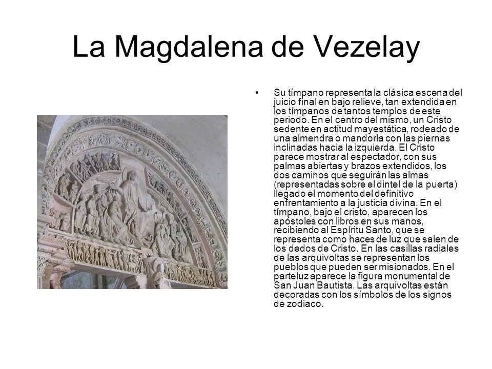 La Magdalena de Vezelay