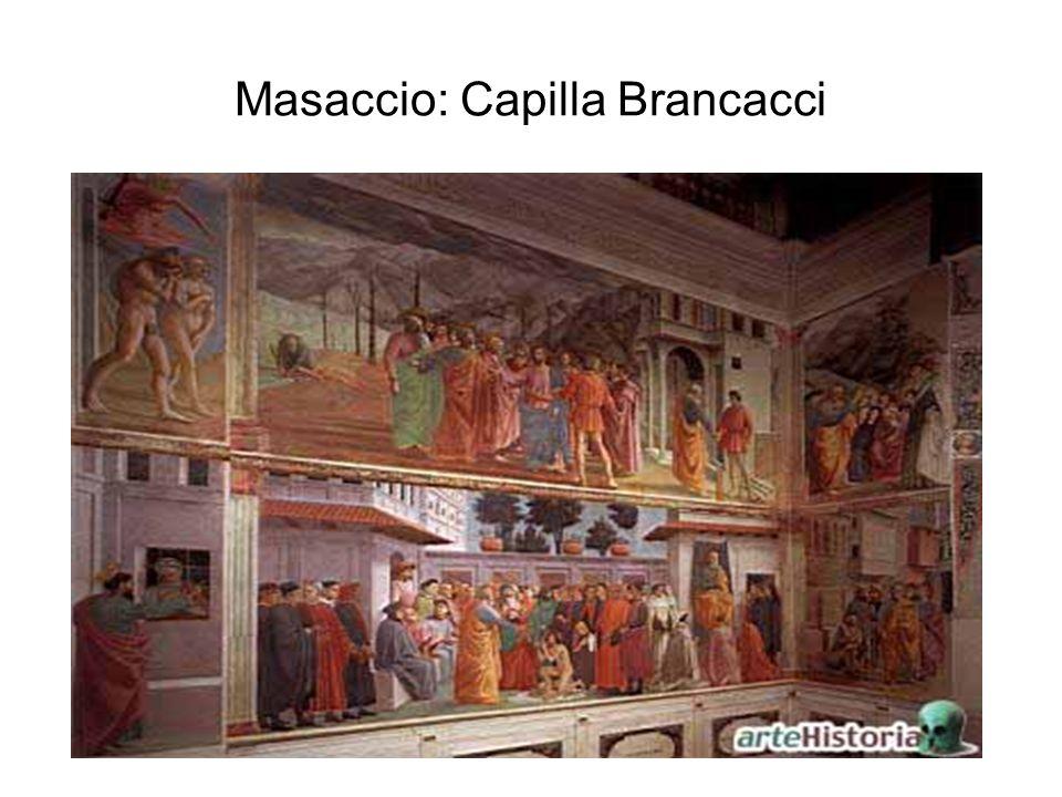 Masaccio: Capilla Brancacci