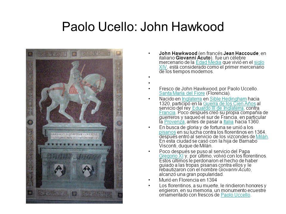Paolo Ucello: John Hawkood