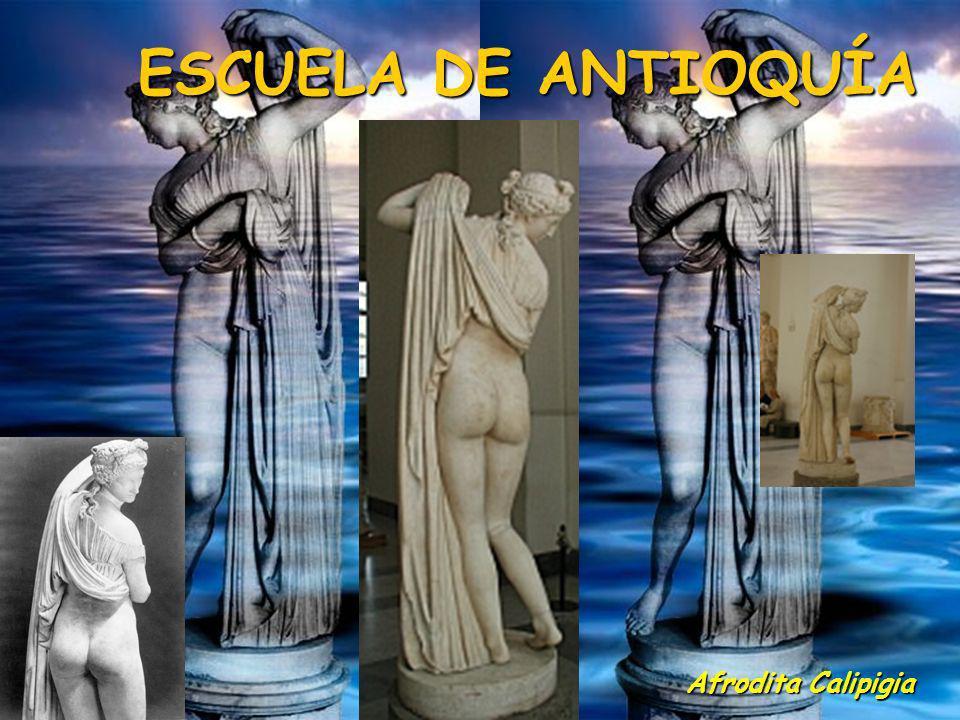 ESCUELA DE ANTIOQUÍA Afrodita Calipigia