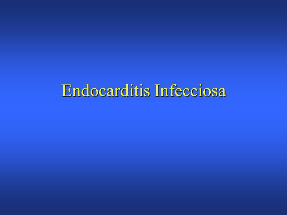 Endocarditis Infecciosa