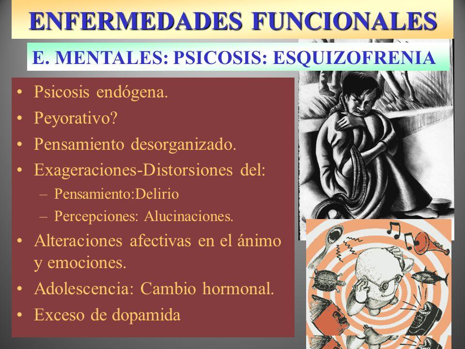 ENFERMEDADES FUNCIONALES