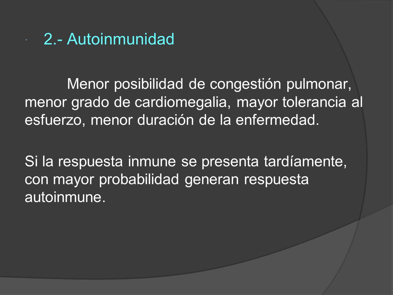2.- Autoinmunidad