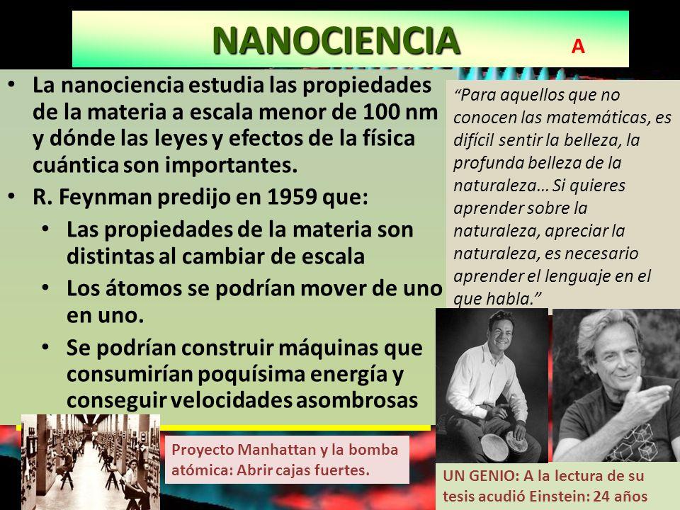 NANOCIENCIA A