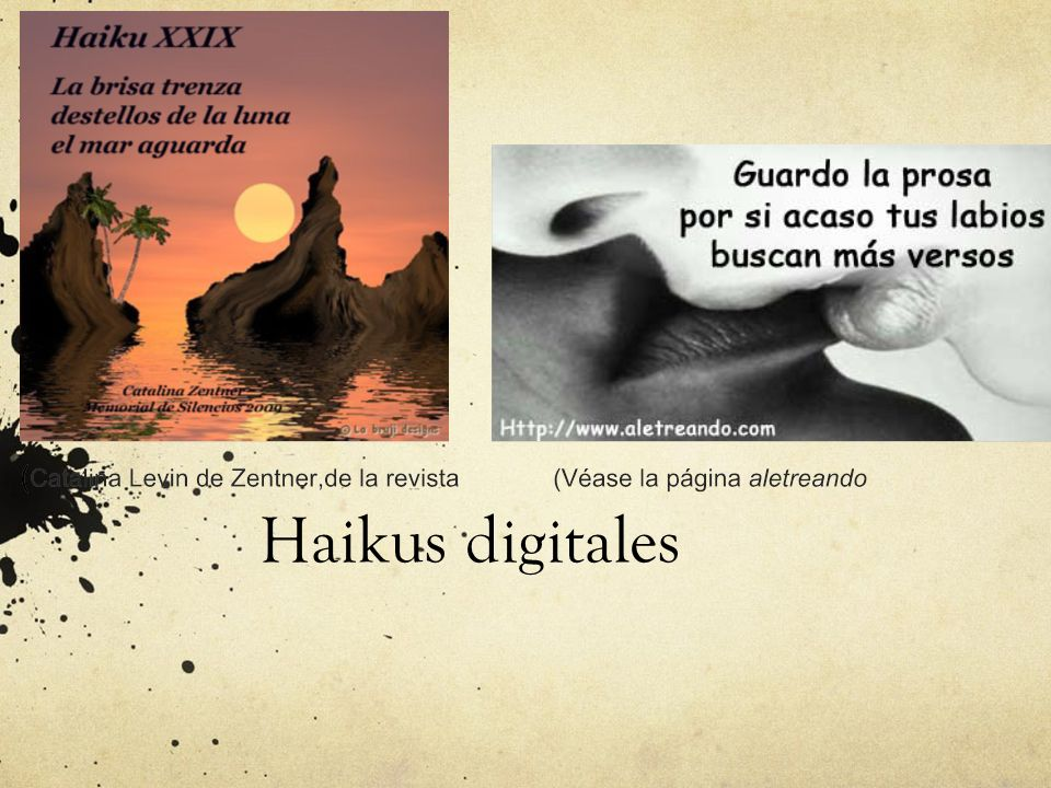 Haikus digitales