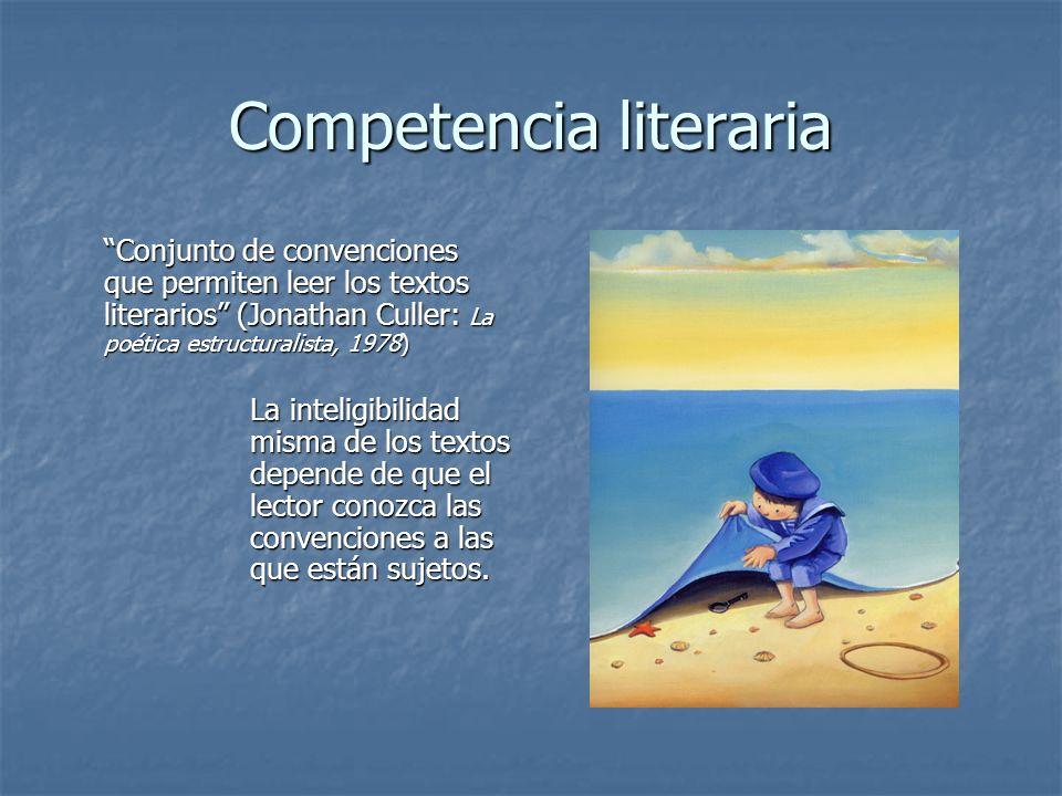 Competencia literaria