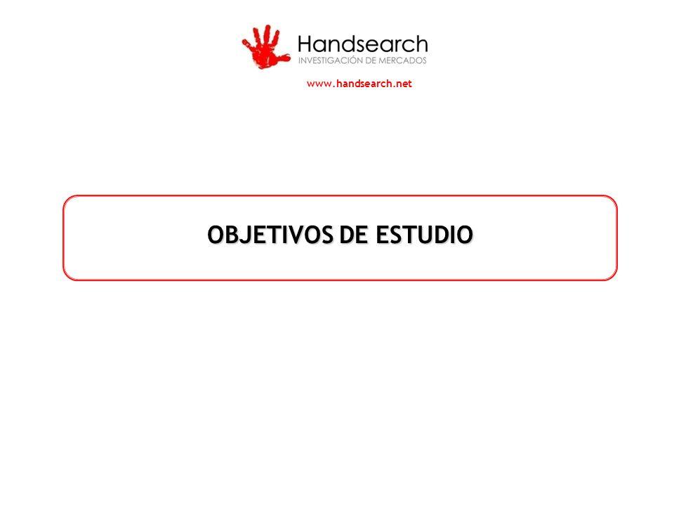 www.handsearch.net OBJETIVOS DE ESTUDIO