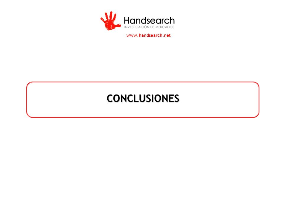 www.handsearch.net CONCLUSIONES