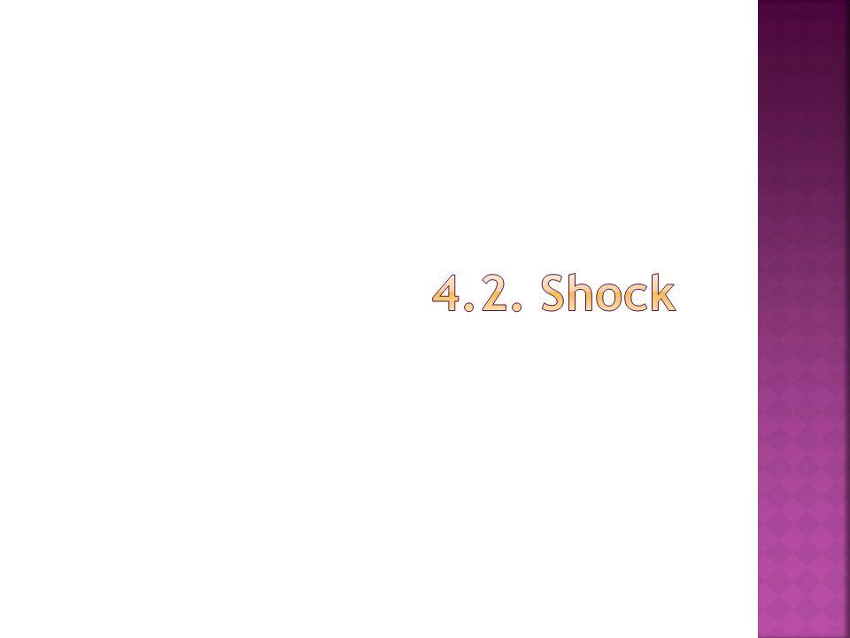 4.2. Shock