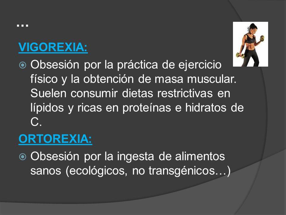 … VIGOREXIA: