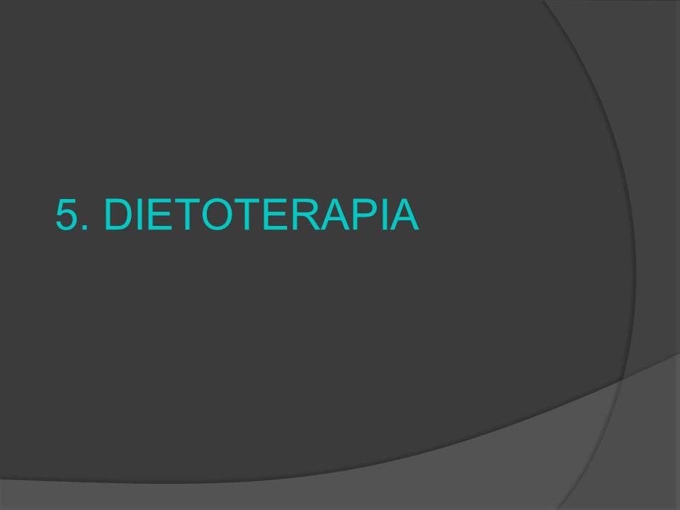 5. DIETOTERAPIA