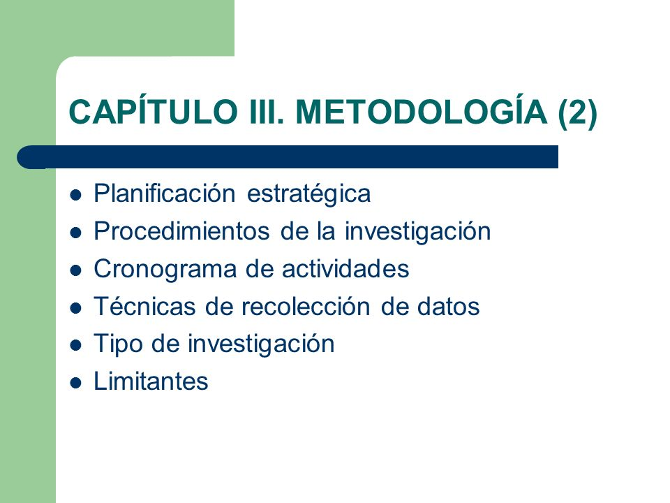 CAPÍTULO III. METODOLOGÍA (2)