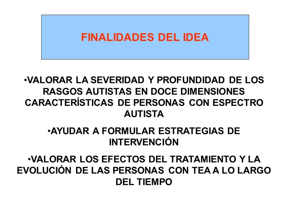 AYUDAR A FORMULAR ESTRATEGIAS DE INTERVENCIÓN
