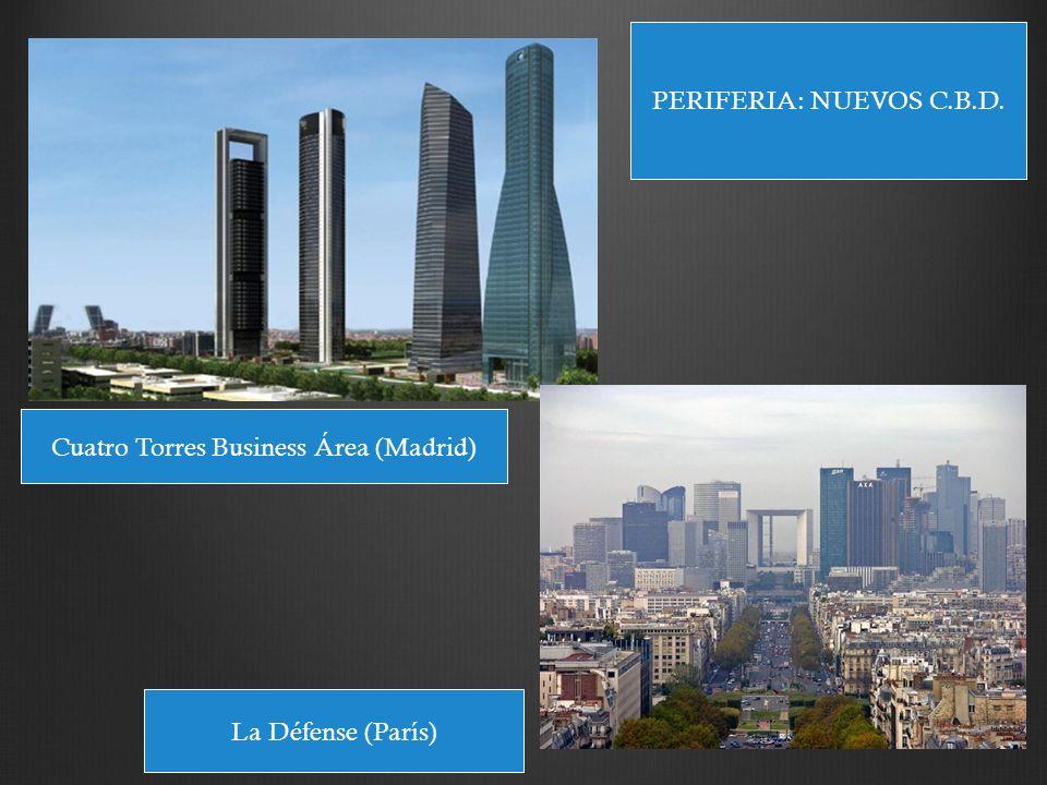 Cuatro Torres Business Área (Madrid)