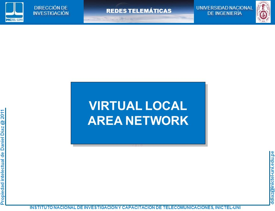 VIRTUAL LOCAL AREA NETWORK