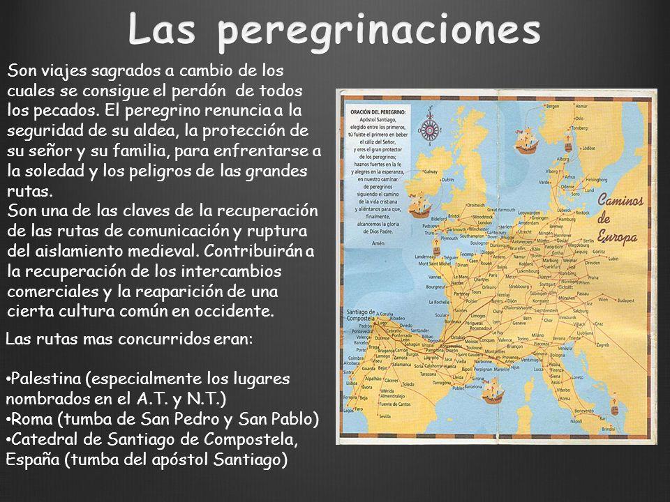 Las peregrinaciones