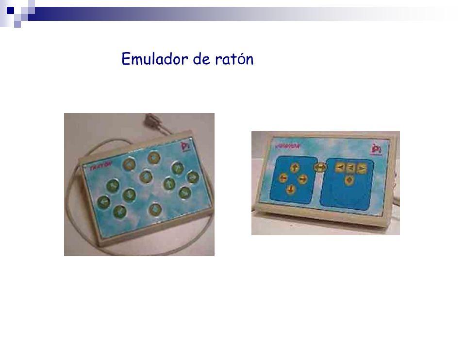 Emulador de ratón