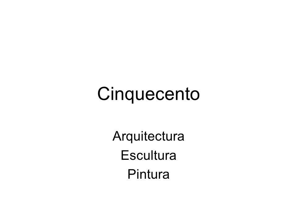 Arquitectura Escultura Pintura