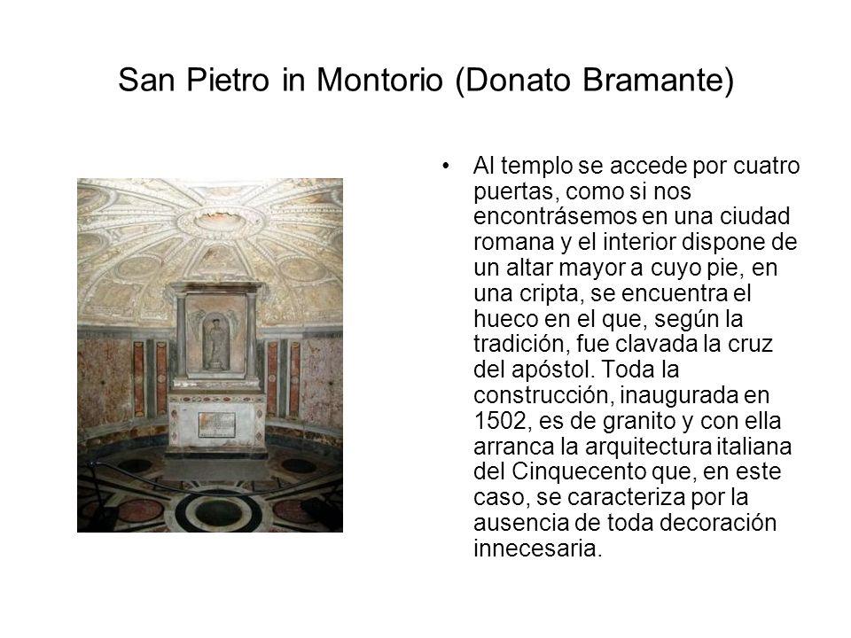 San Pietro in Montorio (Donato Bramante)