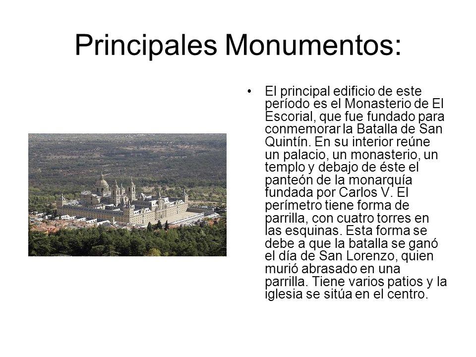 Principales Monumentos: