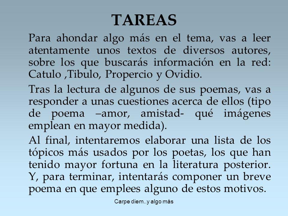 TAREAS