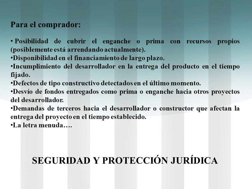 SEGURIDAD Y PROTECCIÓN JURÍDICA