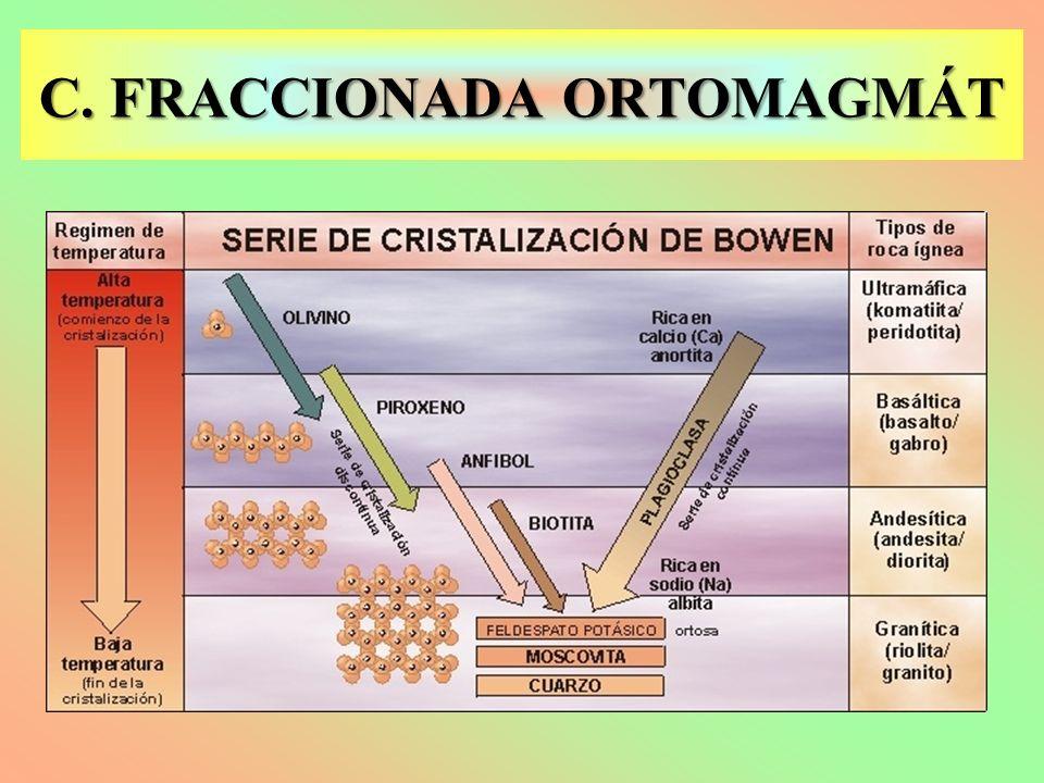 C. FRACCIONADA ORTOMAGMÁT