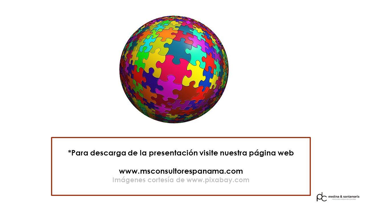 *Para descarga de la presentación visite nuestra página web