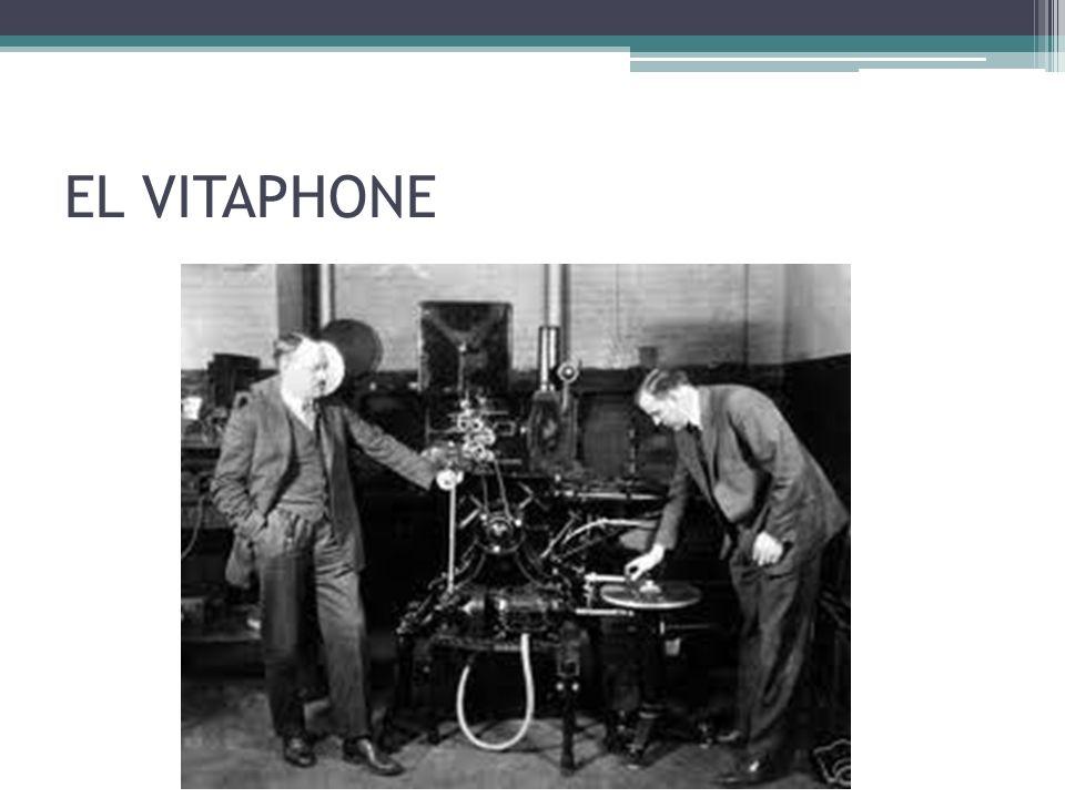 EL VITAPHONE