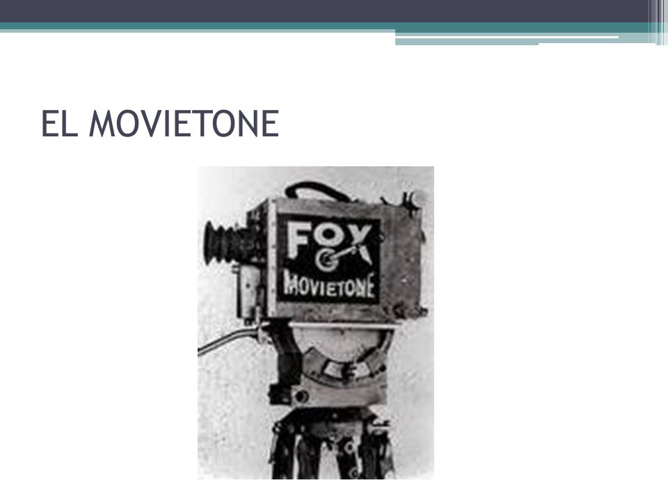 EL MOVIETONE