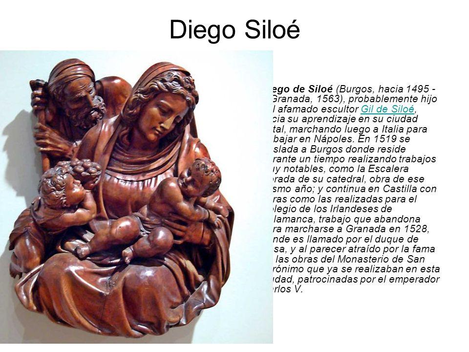 Diego Siloé